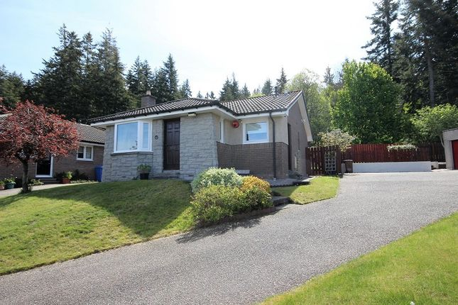 Thumbnail Detached bungalow for sale in 10 Lochlann Court, Culloden, Inverness
