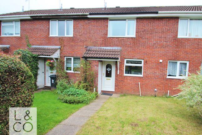 Thumbnail Terraced house to rent in Cwm Cwddy Villas, Cwm-Cwddy Drive, Bassaleg