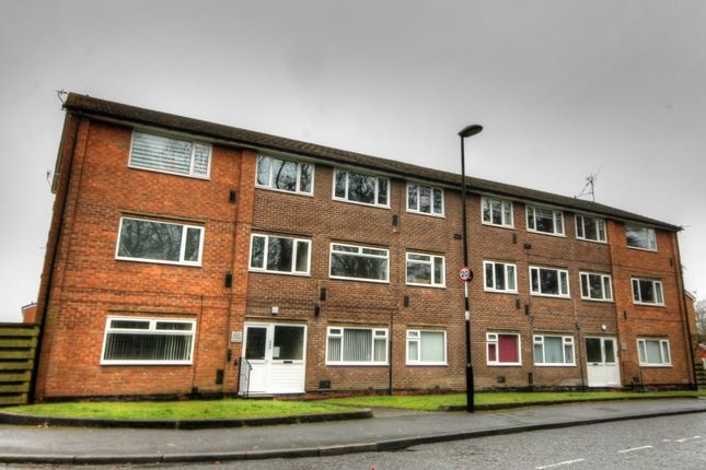 Thumbnail Flat to rent in Avalon Drive, Newcastle Upon Tyne
