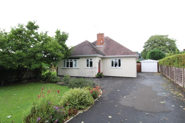 Thumbnail Bungalow for sale in Glebe Lane, Gnosall, Stafford
