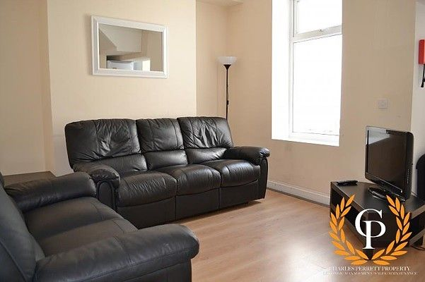 Thumbnail Property to rent in Harcourt Street, Swansea