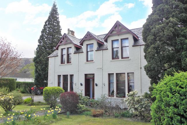 Thumbnail Detached house for sale in Belford Road, Fort William