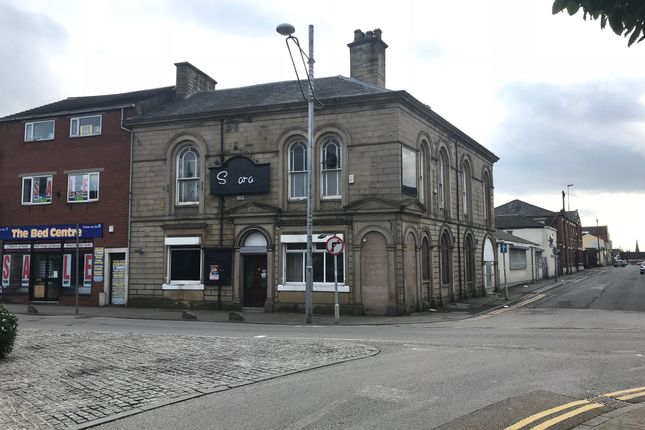 Thumbnail Restaurant/cafe to let in Darwen Street, Blackburn