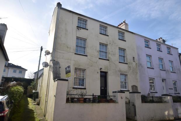 Front of Curledge Street, Paignton, Devon TQ4