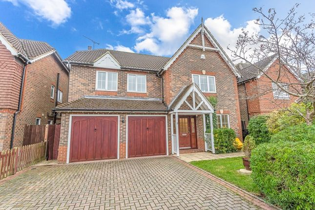 Thumbnail Detached house for sale in Marshall Close, Sanderstead, South Croydon
