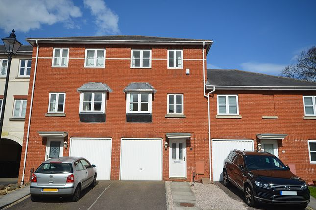 Thumbnail Town house for sale in Addington Court, Horseguards, Exeter