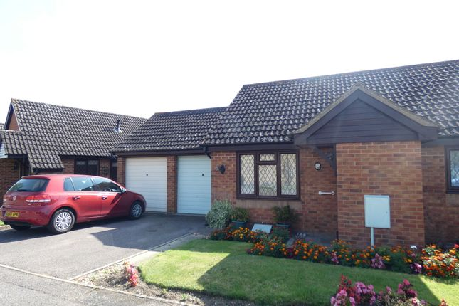 Thumbnail Semi-detached bungalow to rent in Studley Road, Wootton, Bedford