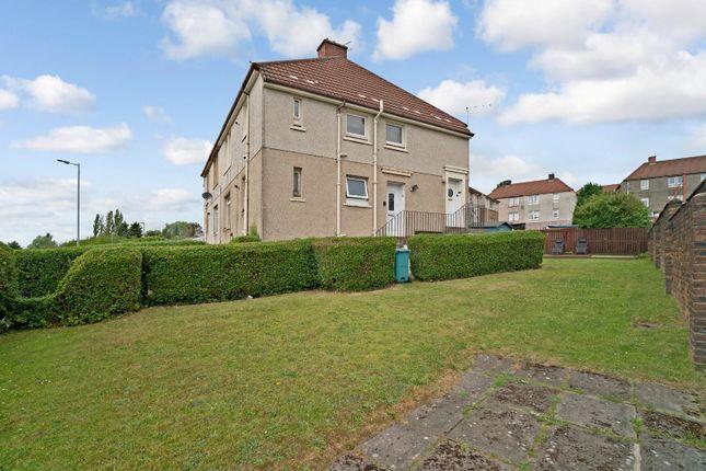 Thumbnail Flat for sale in Gartsherrie Road, Coatbridge