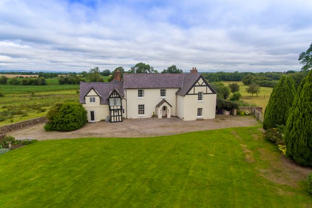 Thumbnail Detached house for sale in Queens Head, Oswestry