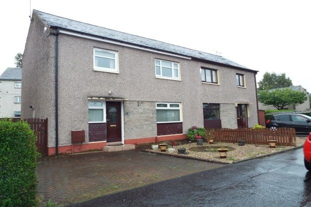 Thumbnail Property to rent in Torbrex Road, Stirling