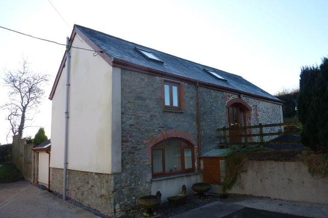 Thumbnail Detached house to rent in Llysonnen Road, Carmarthen, Carmarthenshire