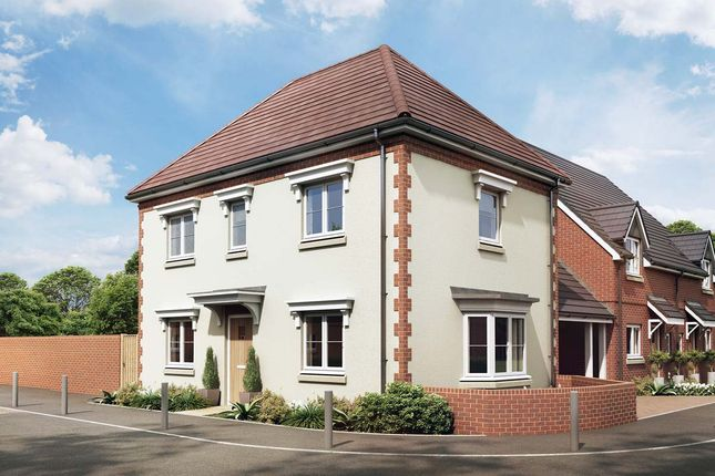 Thumbnail Detached house for sale in The Iris, Owsla Park, Bloswood Lane, Whitchurch, Hampshire