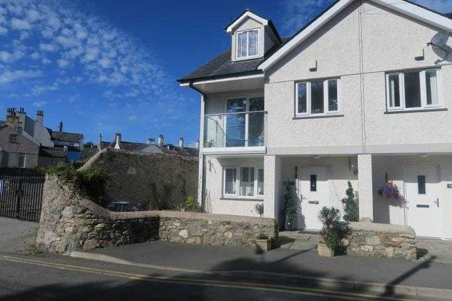 Thumbnail Semi-detached house for sale in Menai Quays, Water Street, Menai Bridge