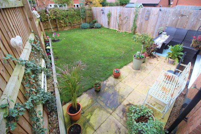 Garden of Drovers Close, Balsall Common, Coventry CV7
