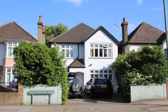 Thumbnail Detached house to rent in Westmoreland Road, Bromley