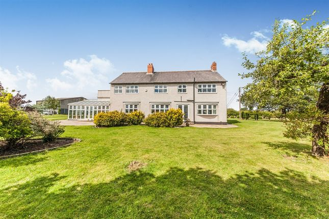 Thumbnail Detached house for sale in Meadowvale, Elwick, Hartlepool