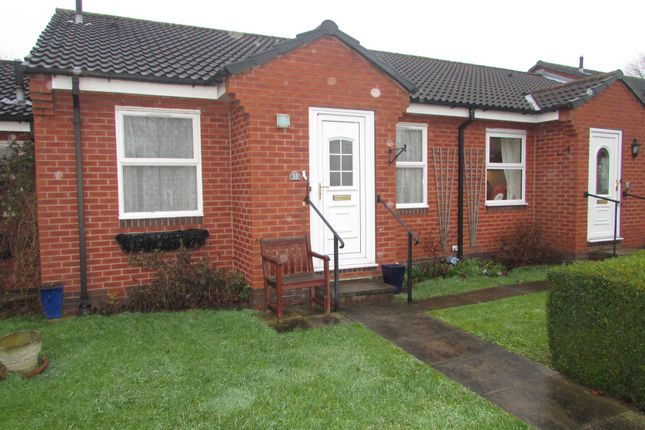Thumbnail Terraced bungalow for sale in Holly Court, Outwood, Wakefield