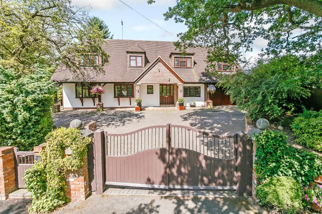 Thumbnail Detached house for sale in Grange Lane, Alvechurch, Birmingham, Worcestershire