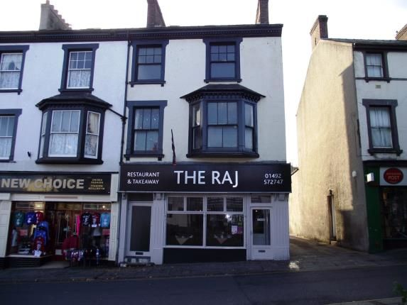 Thumbnail Flat for sale in Lancaster Square, Conwy, Conwy