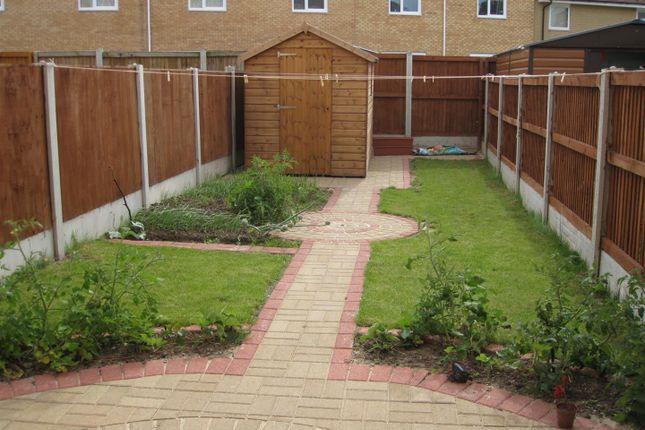 Garden of Haymarket Street, Grove Village, Manchester M13