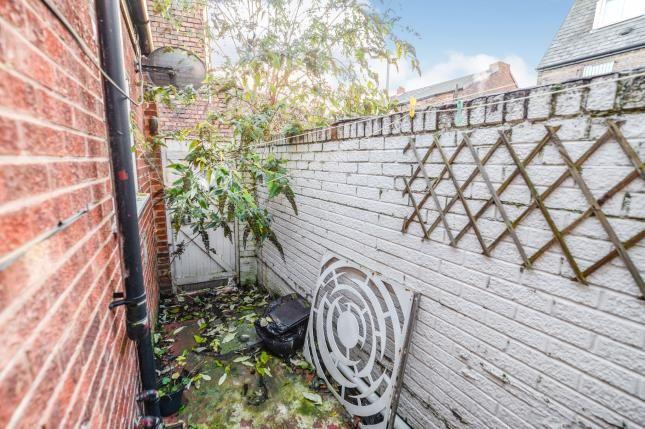Garden of Bishopgate Street, Wavertree, Liverpool, Merseyside L15