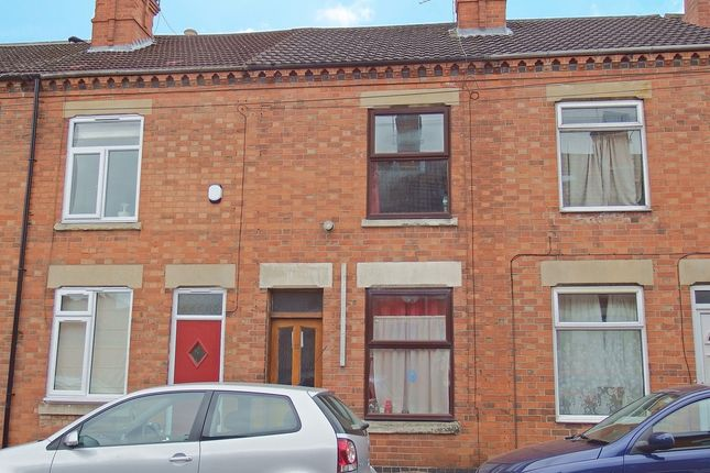 Thumbnail Terraced house to rent in Leopold Street, Loughborough