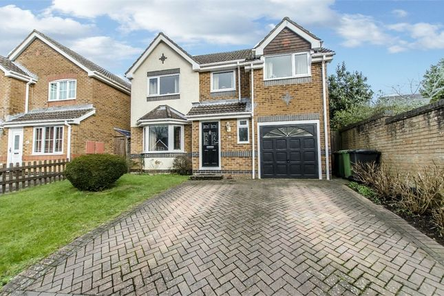 Thumbnail Detached house for sale in Olympic Way, Fair Oak, Eastleigh, Hampshire