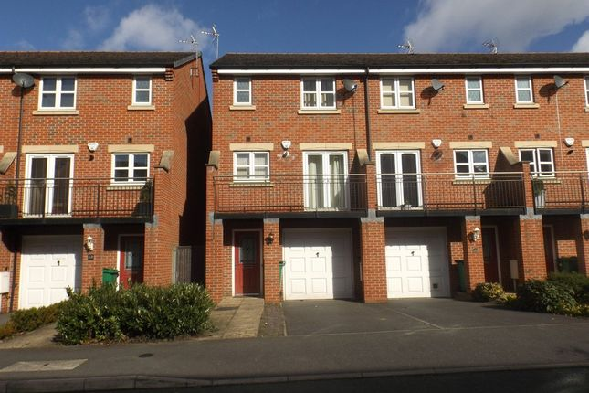 Thumbnail Semi-detached house to rent in Kelham Drive, Sherwood, Nottingham