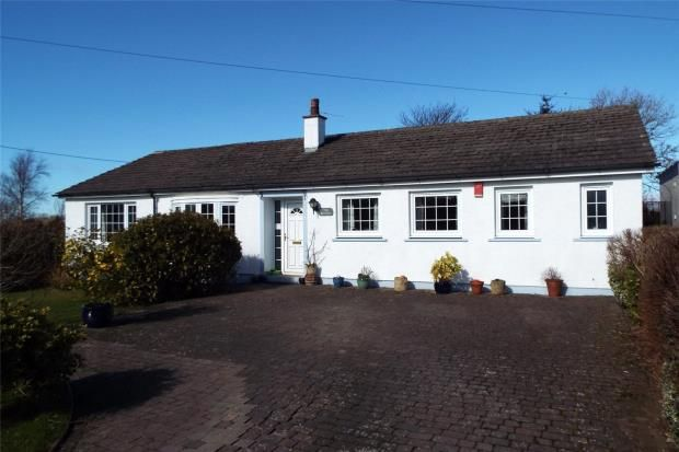 Thumbnail Detached bungalow for sale in The Beeches, Eaglesfield, Cockermouth, Cumbria