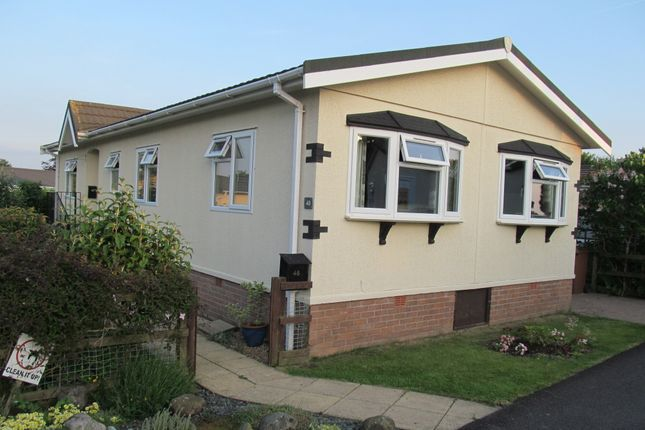 Thumbnail Mobile/park home for sale in Fell View Park (Ref 5317), Gosforth, Cumbria