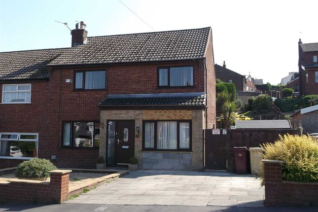 Thumbnail Semi-detached house to rent in Whitehall Lane, Blackrod, Bolton
