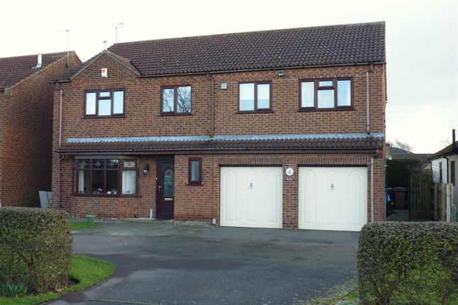 Thumbnail Detached house for sale in Mill Lane, North Hykeham, Lincoln
