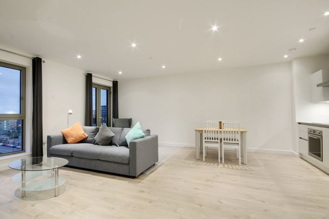 Thumbnail Flat to rent in Armada Way, London
