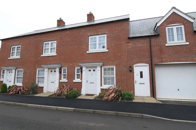 2 bed terraced house for sale in Broad Mead Avenue, Great Denham, Bedford