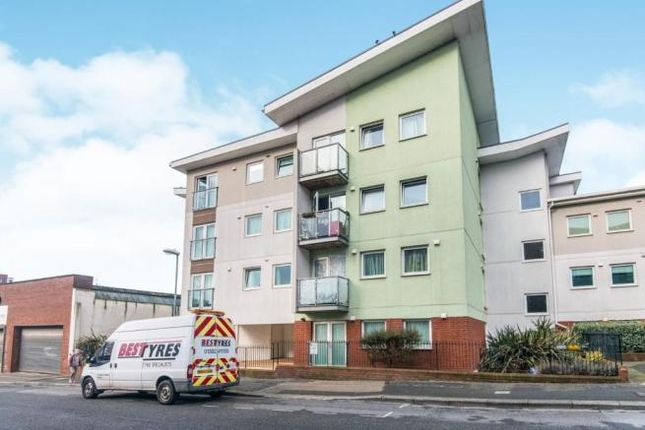 Thumbnail Flat to rent in Acland House, Verney Street, Exeter, Devon