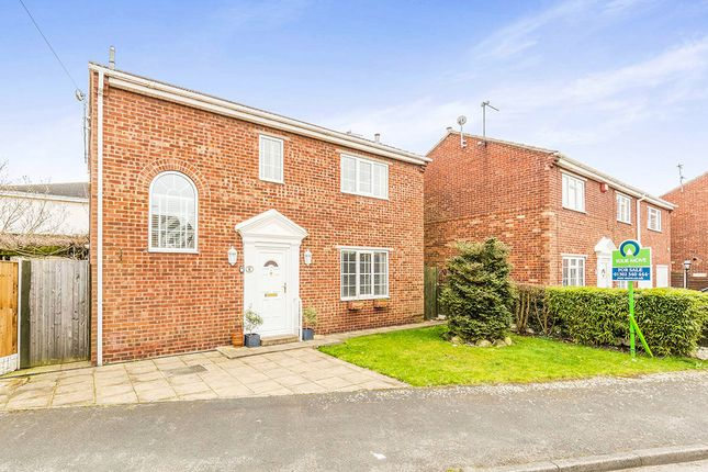 Thumbnail Detached house for sale in Glebe Farm Close, Armthorpe, Doncaster