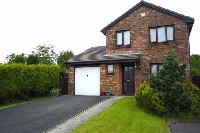 Thumbnail Detached house to rent in Celandine Close, Littleborough