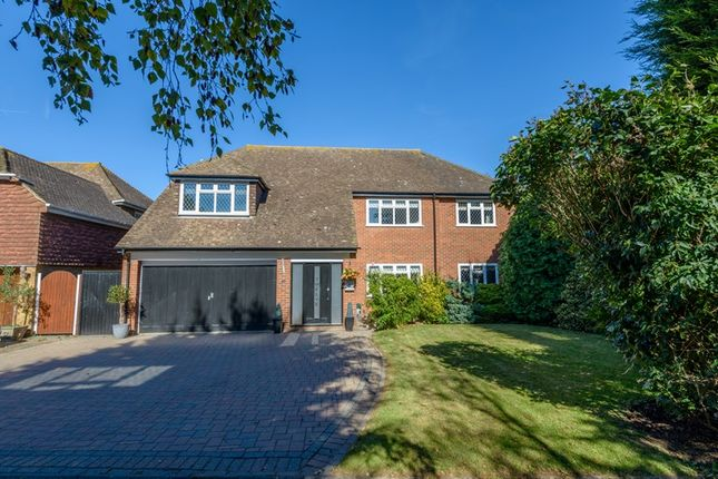 Thumbnail Detached house for sale in Hayes Barton, Southend-On-Sea