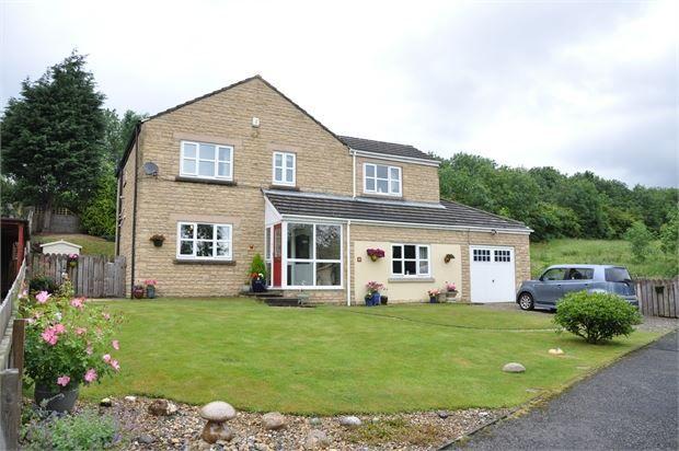 Thumbnail Detached house for sale in Falcon Grange, Bardon Mill