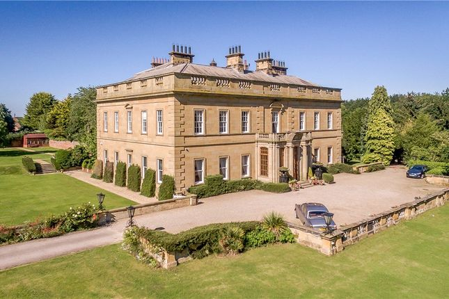 Thumbnail Detached house for sale in Rudby Hall, Hutton Rudby, Near Yarm, North Yorkshire