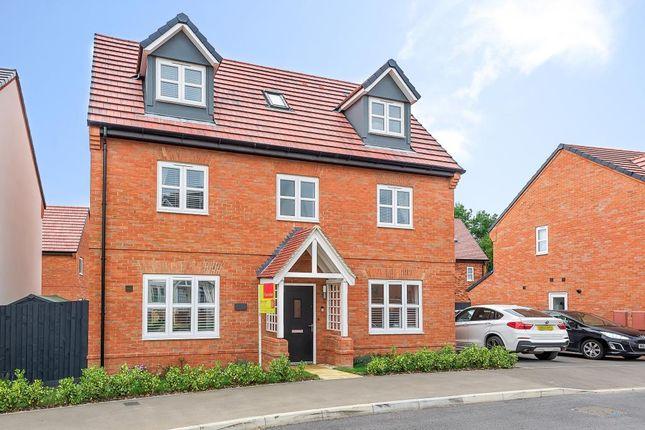 Thumbnail Detached house to rent in Plough Lane, Drayton