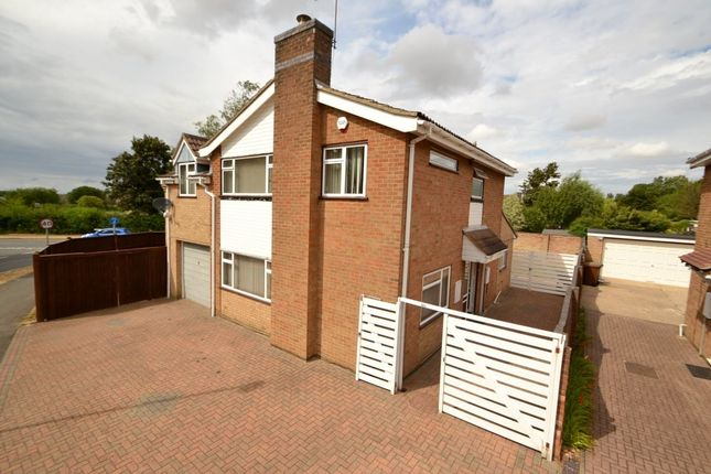 Thumbnail Detached house for sale in Yardley Drive, Kingsthorpe, Northampton