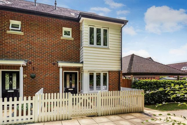 Thumbnail End terrace house for sale in Mockford Mews, Redhill