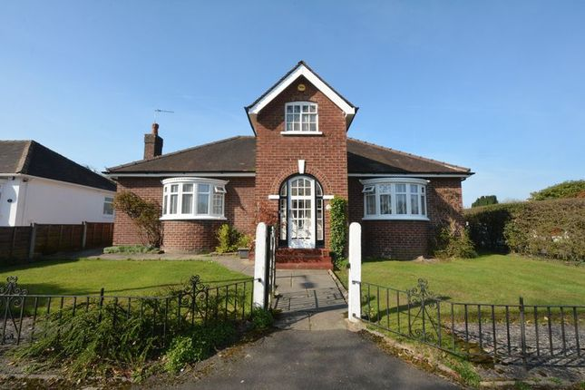 Thumbnail Detached bungalow for sale in Motcombe Grove, Heald Green, Cheadle