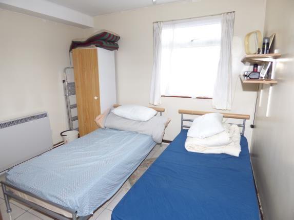 Bedroom of South Snowdon Wharf, Porthmadog, Gwynedd LL49