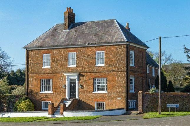 Thumbnail Detached house to rent in Watling Street, Little Brickhill, Milton Keynes