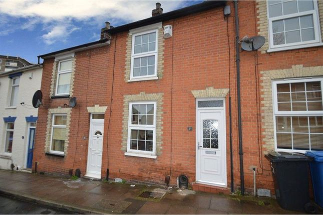 Terraced house for sale in Cumberland Street, Ipswich