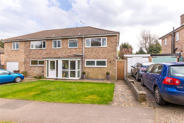 Thumbnail Property to rent in Orchard Drive, Park Street, Hertfordshire
