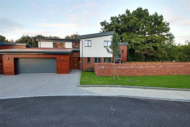 Thumbnail Detached house for sale in Plot 1-4 Holly Bush Lane, Bushey, Hertfordshire