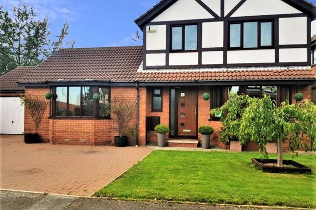Thumbnail Detached house for sale in The Woodlands, Hedon, Hull
